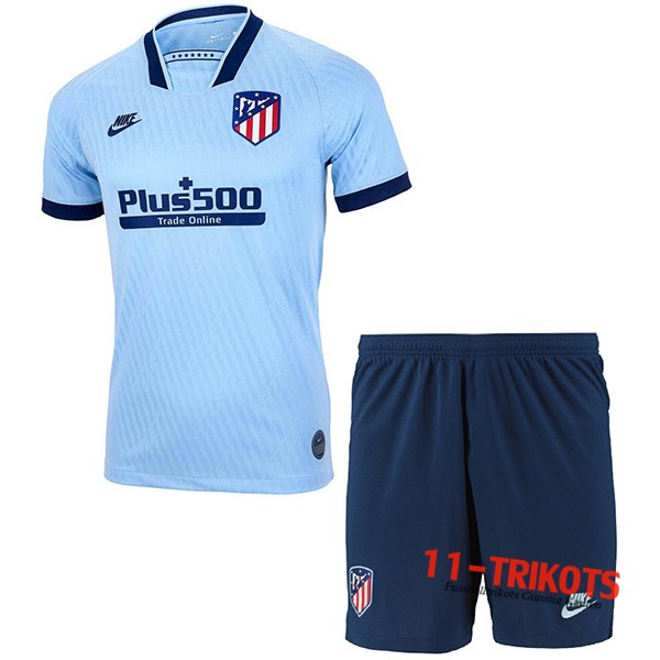 Neuestes Fussball Atletico Madrid Kinder Third 2019 2020 | 11-trikots