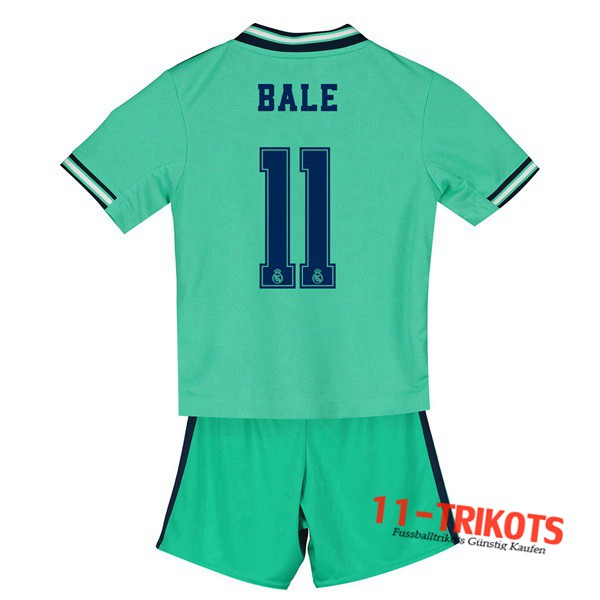 Neuestes Fussball Real Madrid (BALE 11) Kinder Third 2019 2020 | 11-trikots