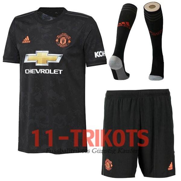 Manchester United Third Trikot + Socken 2019/2020