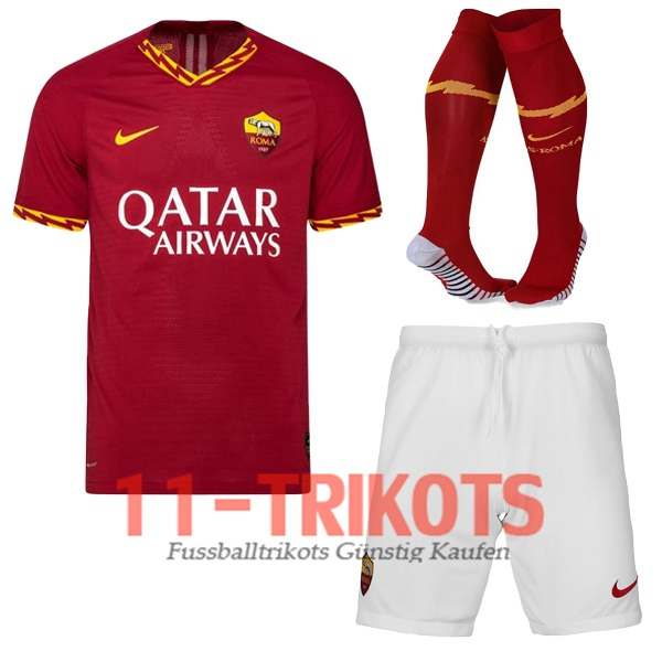 AS Roma Heimtrikot + Socken 2019/2020