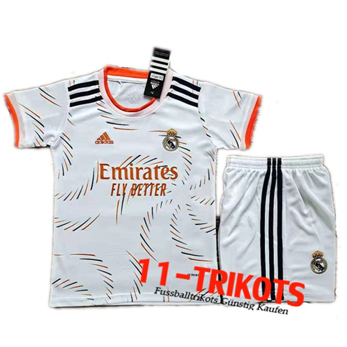 Real Madrid Kinder Heimtrikot 2021/2022