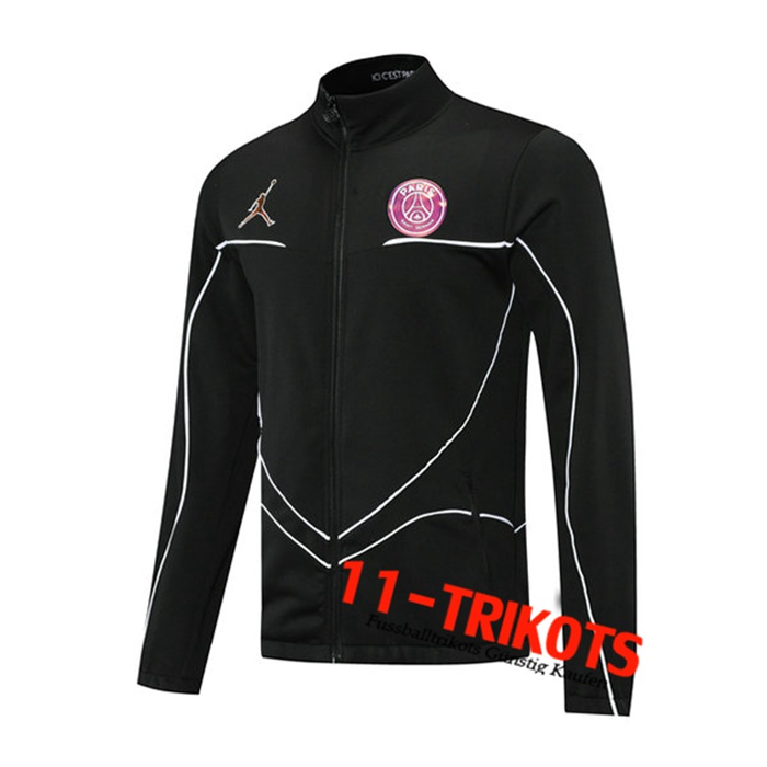 Jordan PSG Training Jacket Schwarz 2021/2022