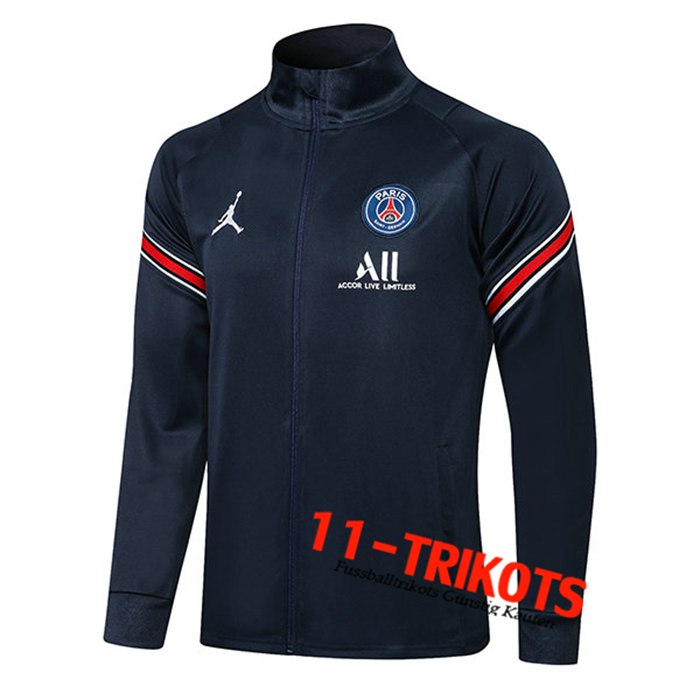 Jordan PSG Training Jacket Navy Blau 2021/2022
