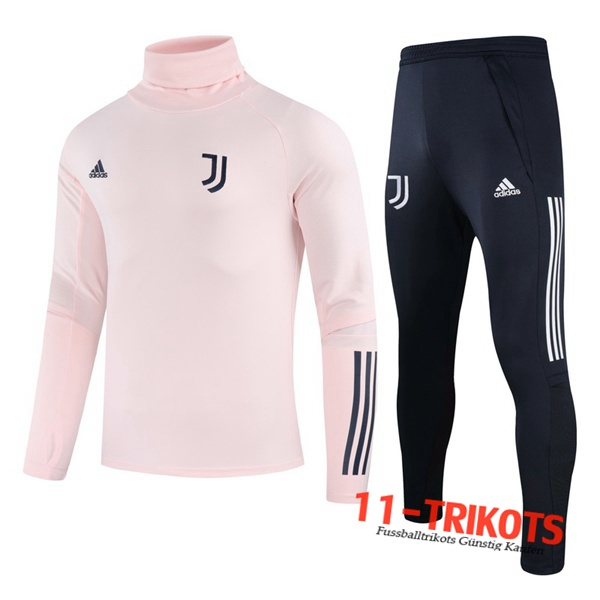 Juventus Trainingsanzug Rose 2020/2021 | 11-Trikots
