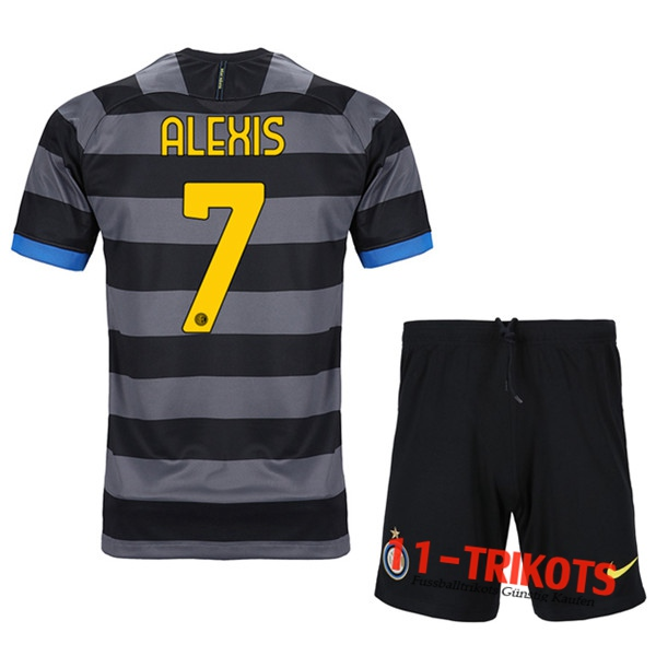 Fussball Inter Milan (ALEXIS 7) Kinder Third 2020/2021 | 11-trikots