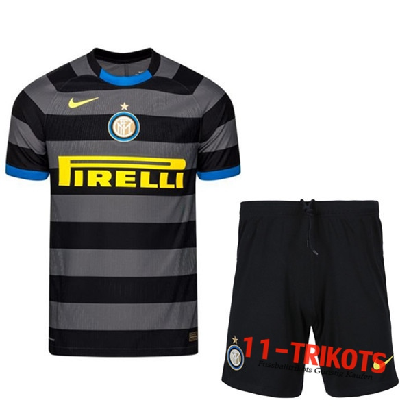 Fussball Inter Milan Kinder Third 2020/2021 | 11-trikots
