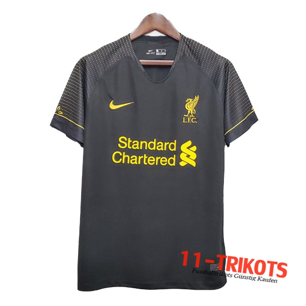 FC Liverpool Trainingstrikot Grau Dunkel 2020/2021