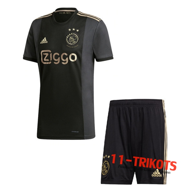 Fussball AFC Ajax Kinder Third 2020 2021 | 11-trikots
