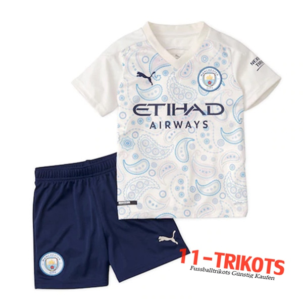 Fussball Manchester City Kinder Third 2020 2021 | 11-trikots