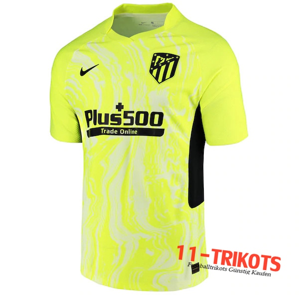 Fussball Atletico Madrid Thirdtrikot 2020 2021 | 11-trikots