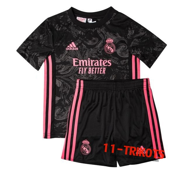 Neuestes Fussball Real Madrid Kinder Third 2020 2021 | 11-trikots