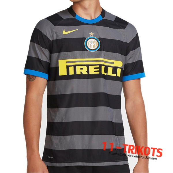 Fussball Inter Milan Third 2020 2021 | 11-trikots
